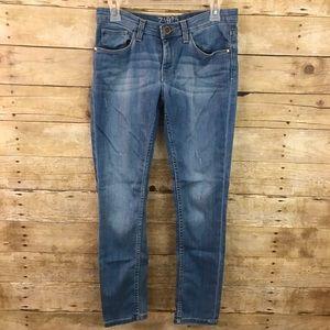 Zara Low Rise Skinny Fit Jeans